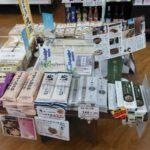 長崎県物産館でえごま蕎麦の販売を開始しました。
