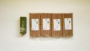 えごま蕎麦・えごま油Bセット